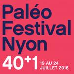 paléo festival 2016