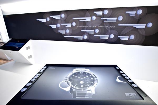 espace horloger
