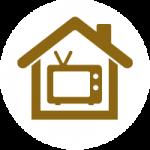 Fernsehraum